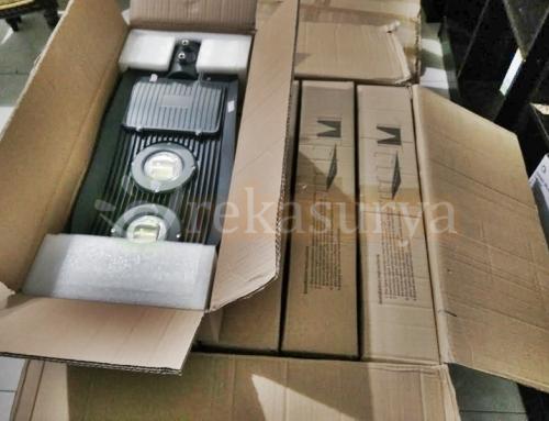 [2015-09] Pengadaan Lampu LED 40W 12VDC ~ PLN Makassar